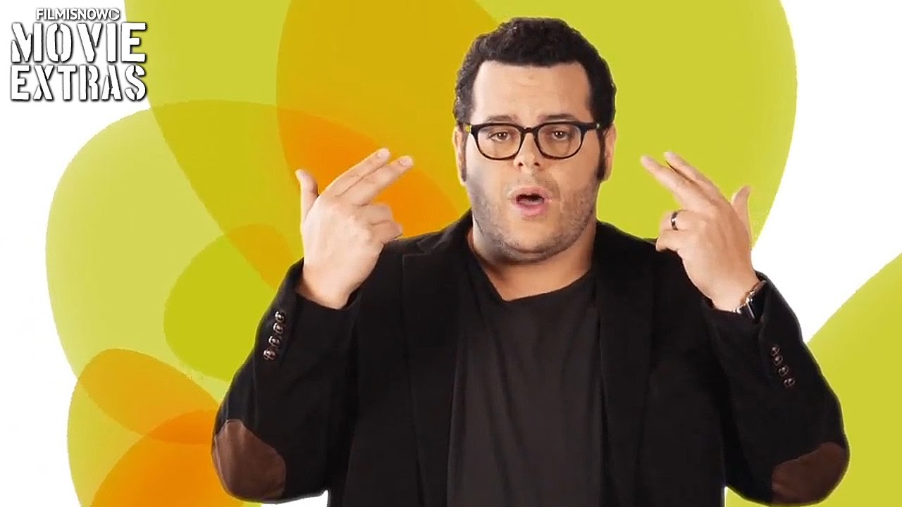 The Angry Birds Movie | On-set with Josh Gad 'CHUCK' [Interview]