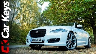 Jaguar XJ 4K 2016 review - Car Keys