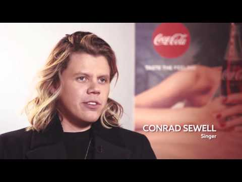 "Conrad Sewell and Avicii Collaborate to Create New Anthem, ""Taste the Feeling"""