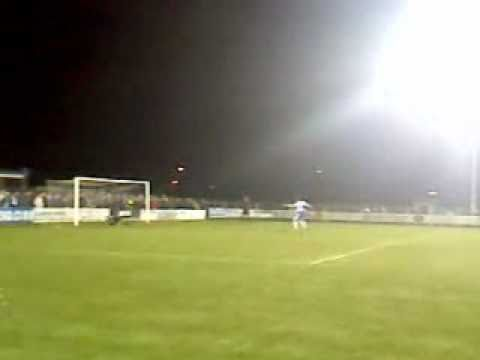 Vauxhall Motors FC vs North ferriby United Penalty Shoot out!
