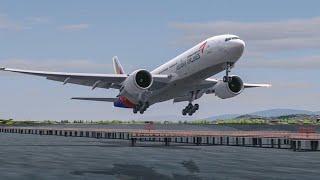 Surviving a Crash Landing in San Francisco   New Flight Simulator 2017 [P3D 4.0 - Ultra Realism]