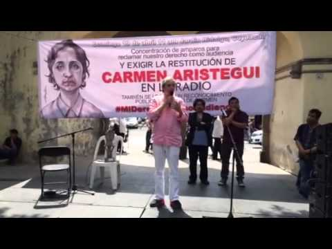 Enrique Galván Ochoa #EnDefensaDeAristegui y de los medios en lucha