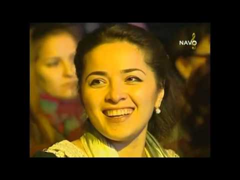 Sevara Nazarhan - Ulug'imsan Vatanim (Премия Эътироф-2013)