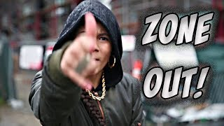 "BABY KAELY ""ZONE OUT"" Now 13 yr old kid rapper"