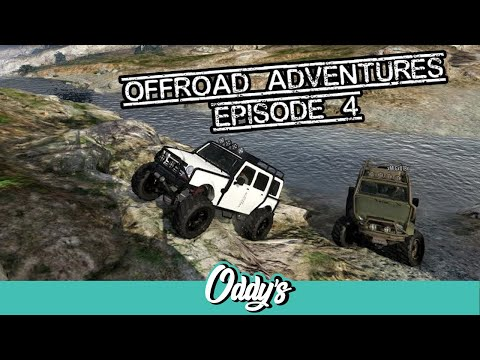GTA V - Offroad Adventures: Episode 4