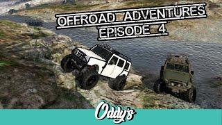 GTA V - Offroad Adventures: Episode 4