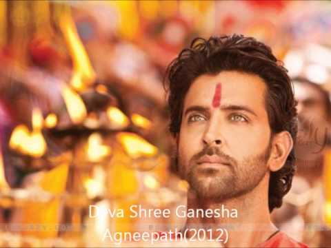 Deva shree Ganesha - Agneepath 2012.wmv