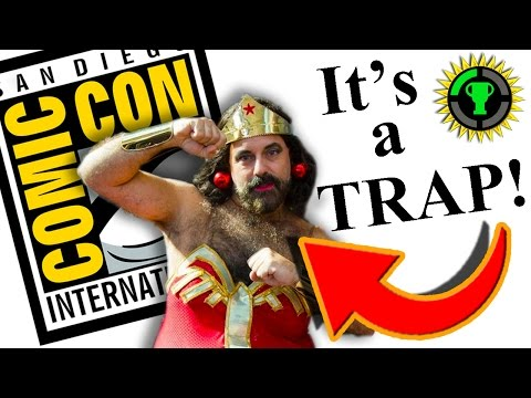Game Theory: Is Comic-Con REALLY Worth the Wait? (SDCC 2014)
