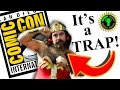 Game Theory: Is Comic-Con REALLY Worth the Wait (SDCC 2014)