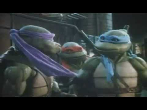 Teenage Mutant Ninja Turtles II: The Secret of the Ooze (1991) Official Trailer - Movie HD