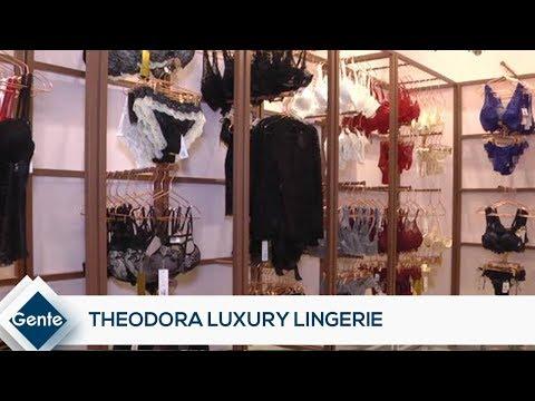 Gente: Inauguração Theodora Luxury Lingerie
