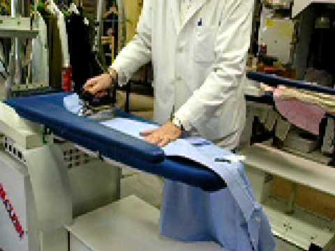 Planchado camisa youtube - Planchadora de camisas ...