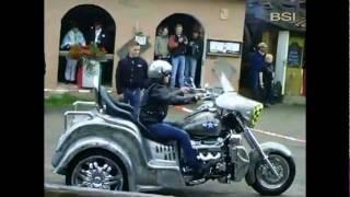 Egyedi motorok - Boss Hoss