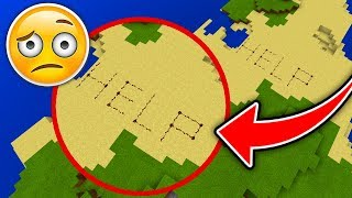 Minecraft : Someone Is TRAPPED On THIS SEED! (Ps3/Xbox360/PS4/XboxOne/WiiU)