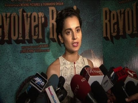 INTERVIEW : Kangana Ranaut on Revolver Rani - Boll…