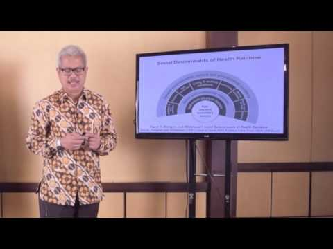 Health care system in Indonesia by Prof. dr. Laksono Trisnantoro, M.Sc., Ph.D_part 1