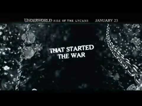 Underworld 3- The Rise of the Lycans - TV Spot 2