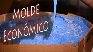 Artesanato - Economizando no Molde de Borracha de Silicone