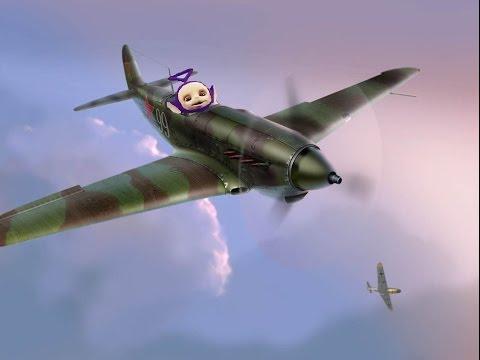 Как играть в реалистичных боях на самолётах [War Thunder]