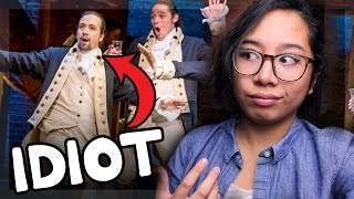 Say Yes to Saying No More | A Lesson From Hamilton