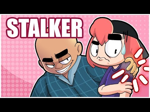 MY SCARY OBSESSIVE STALKER (Animated)