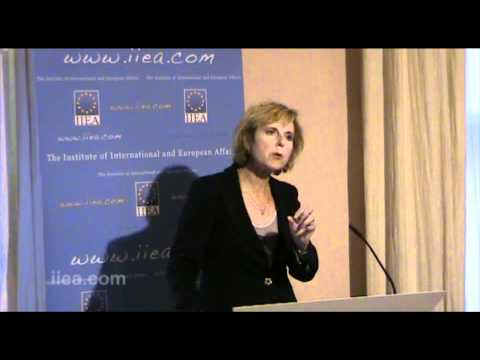Connie Hedegaard on Climate Action - The EU Agenda 2010 - 2014
