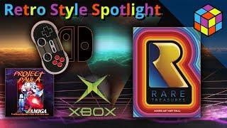 Xbox Emulator, 8BitDo on Switch, Project Paula Free, Doomstat Port [5-30-17] Retro Style Spotlight
