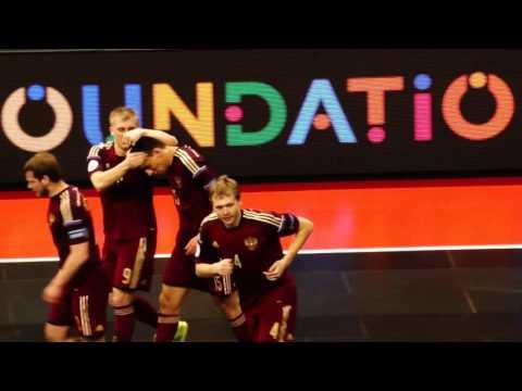 ЕВРО-16. Россия - Казахстан. 2:1