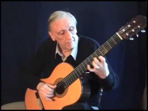 Барриос Мангоре Агустин - Minuet In C