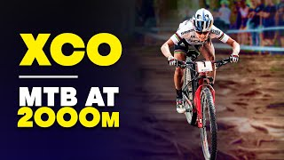 All the highlights of the Vallnord Cross-Country stop. | UCI MTB 2018