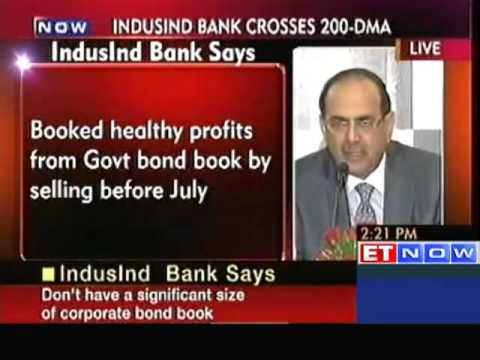 IndusInd Bank net up 32% at Rs 330 crore