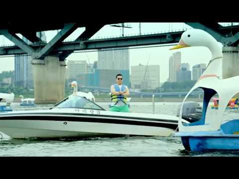 Like A Bad White Guy Party Gangnam Style - PSY, LMFAO, Dev, Offspring, Bloodhound Gang (Mashup)