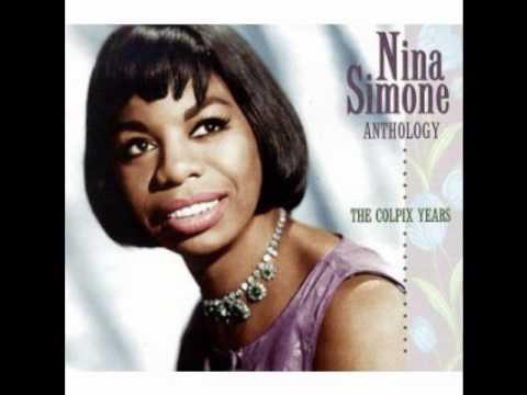 Nina Simone - When I Was A Young Girl