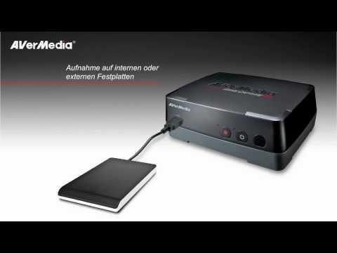 AVerMedia Game Capture HD (C281)- Zeichnen sie Ihre besten Spiele in HD auf