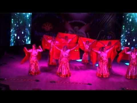 BAHARA- BAHARA & MEHENDI HAI RACHNE WALI DANCE BY GRADE-7A IN...