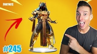 🔴 LIVE: ROAD TO LEVEL 75 MIT GOLDENEM EISKÖNIG!!! #245 Fortnite Battle Royale [Deutsch]