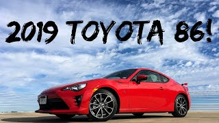 Still Worth It In 2019?!---2019 Toyota 86 GT Review