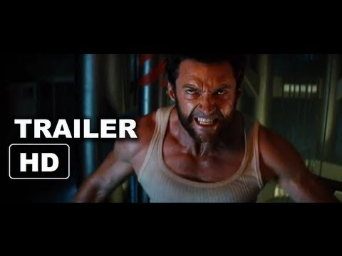 The Wolverine - Official TRAILER #2 (2013) Hugh Jackman [HD]