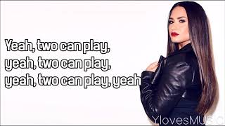 Download lagu Demi Lovato - Games (Lyrics)