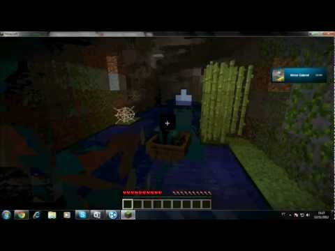 Mapa MineCraft Revenge Of The Gods Server Victor