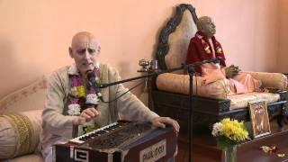 2010.04.19. Kirtan by H.G. Sankarshan Das Adhikari - Riga, LATVIA