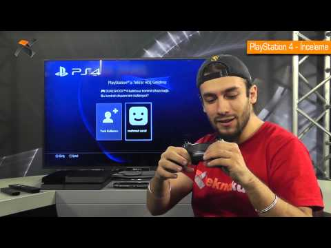Sony PlayStation 4 İnceleme