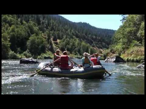 Klamath River Rafting with the Marble Mountain Dude Ranch