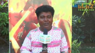 Appukutty At Mupparimanam Movie Press Meet