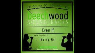"Download Lagu ""Even If"" - Instrumental track with Lyrics - Performance Track - Karaoke - Backing Track Gratis STAFABAND"
