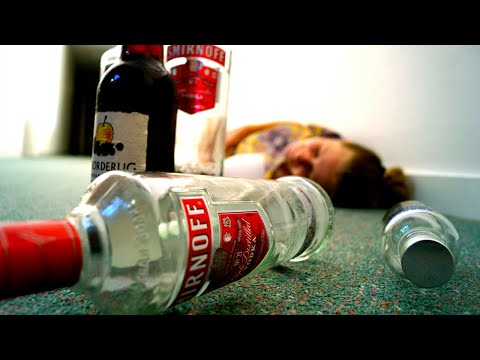 Alcohol Poisoning Deaths Highest Among Middle-Aged White Men!