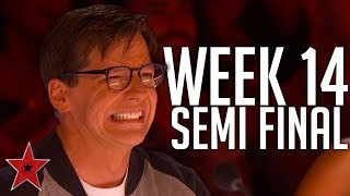 America's Got Talent 2019! | WEEK 14 | SEMI FINALS | Got Talent Global