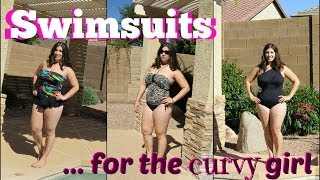 Swim Suits for the Curvy Girl | LookBook | Plus Size Swimwear