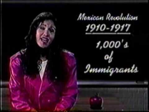 Selena teaches about Tejano Music Video