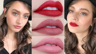 The Best Lipsticks for PALE SKIN | Jessica Clements
